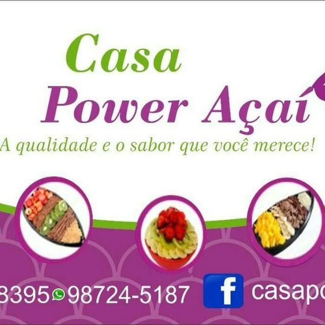 Casa Power Açaí