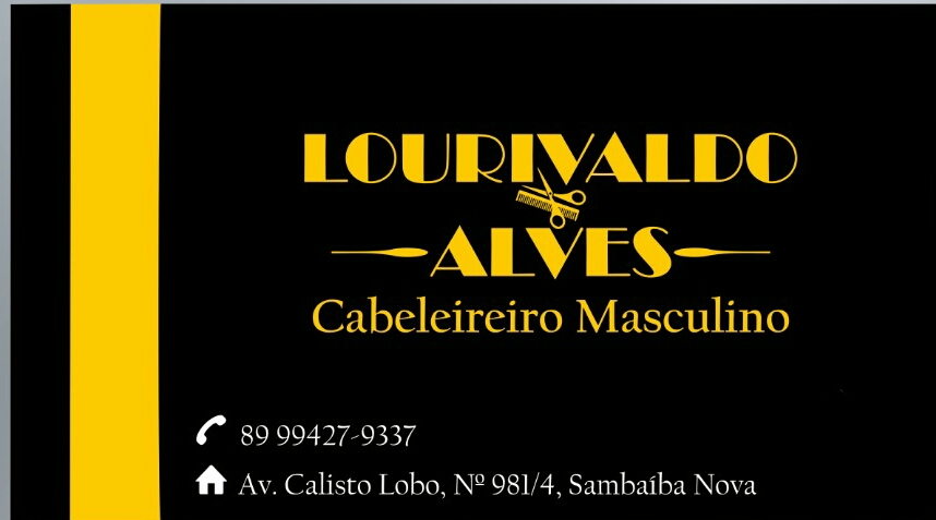 LOURIVALDO CABELOS