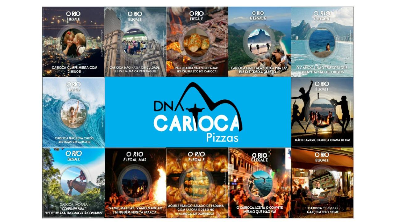DNA CARIOCA PIZZAS