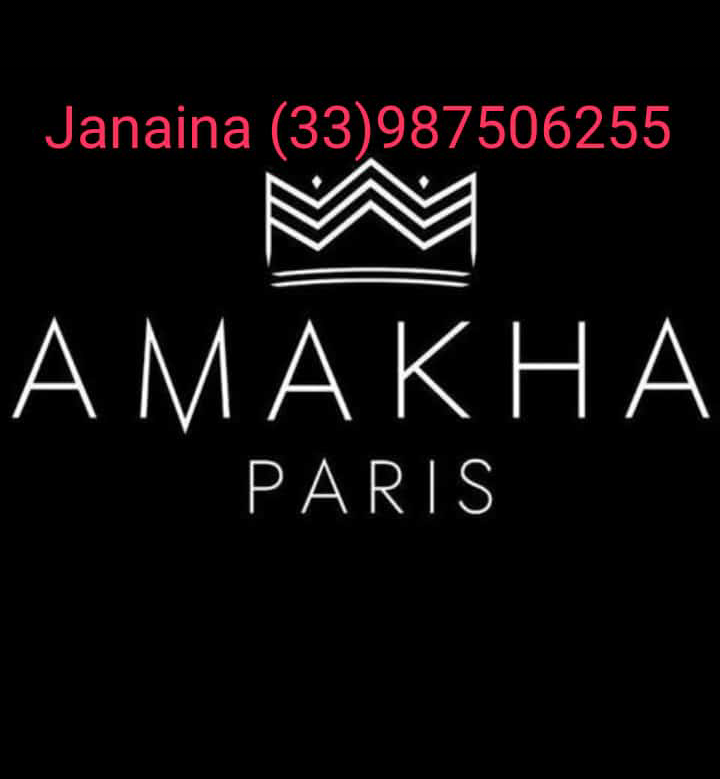 Amakha Paris - vendedora executiva Janaina