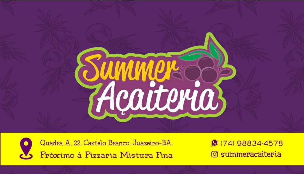 Summer Açaiteria