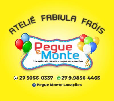 Ateliê Fabiúla Fróis - Pegue Monte Locações